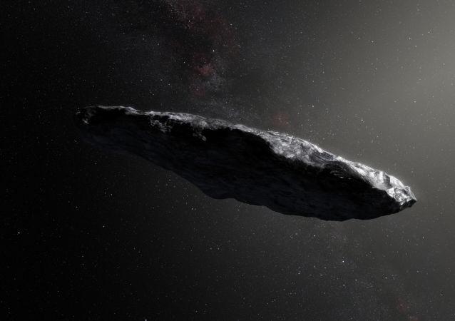 一颗潜在危险小行星正在靠近地球
