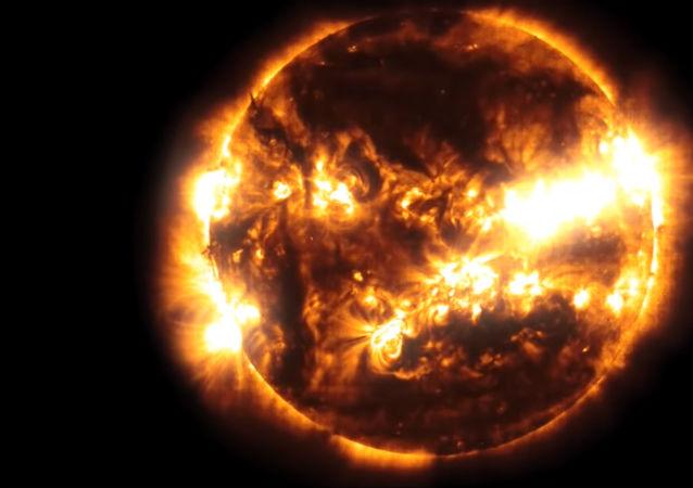 俄科学家建议2030年后向太阳发送自杀式探测器群