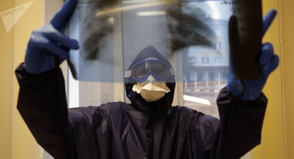 俄消费者权益保护局:HIV感染者更容易感染新冠病毒
