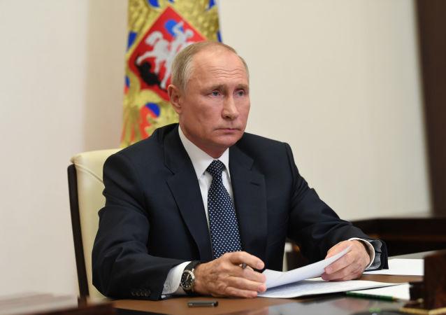 普京将在G20峰会上讨论克服新冠大流行影响的问题