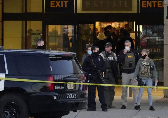 美国警方:威斯康星州购物中心枪击事件造成8人受伤
