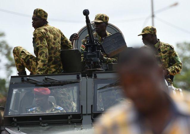 布基纳法索安全部队