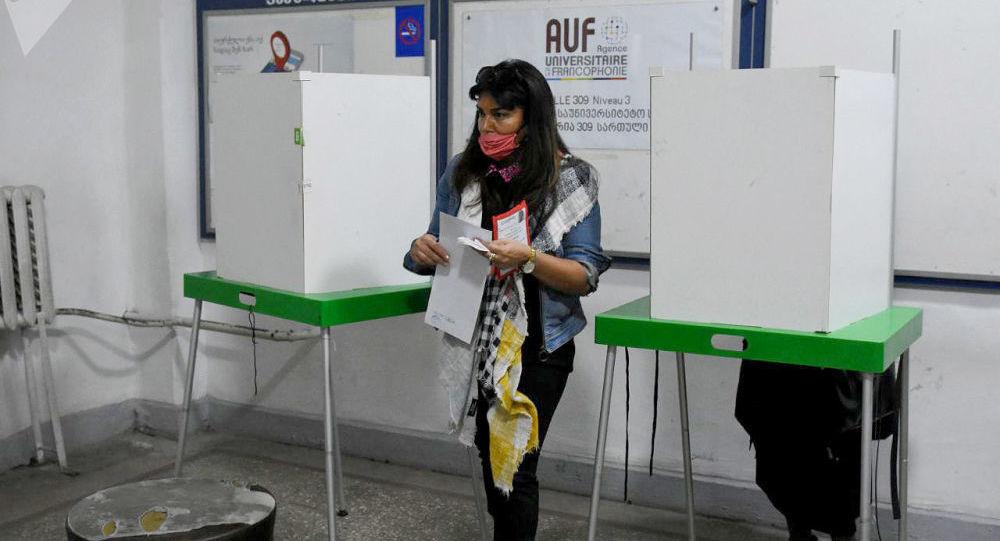 格鲁吉亚执政党在第二轮议会选举中获胜
