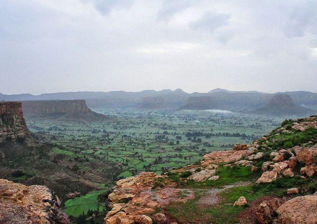 埃塞俄比亚提格雷州