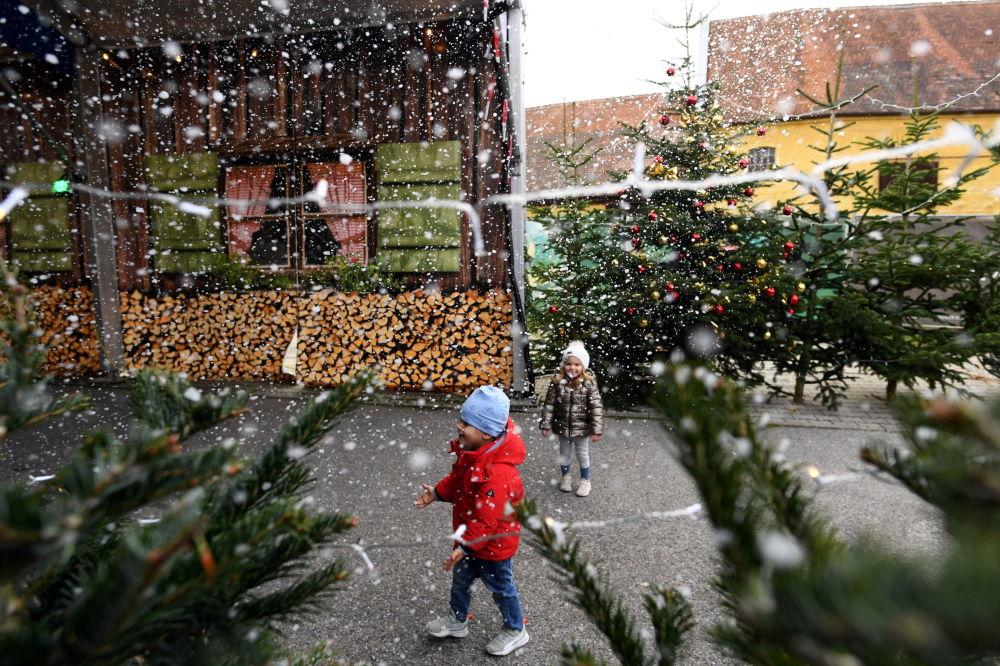 德国的圣诞集市
