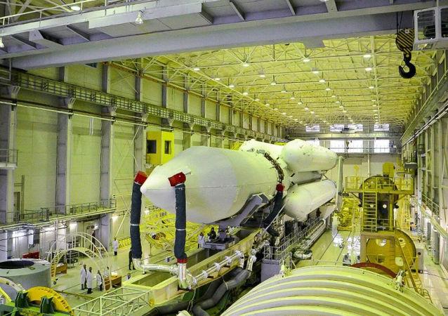 """俄""""安加拉""""火箭的承载能力和准确性超过军方要求"""