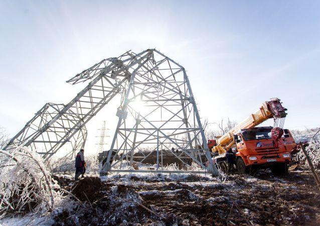 俄滨海边疆区政府预计因气旋造成的损失已超2.5亿卢布且还将增加