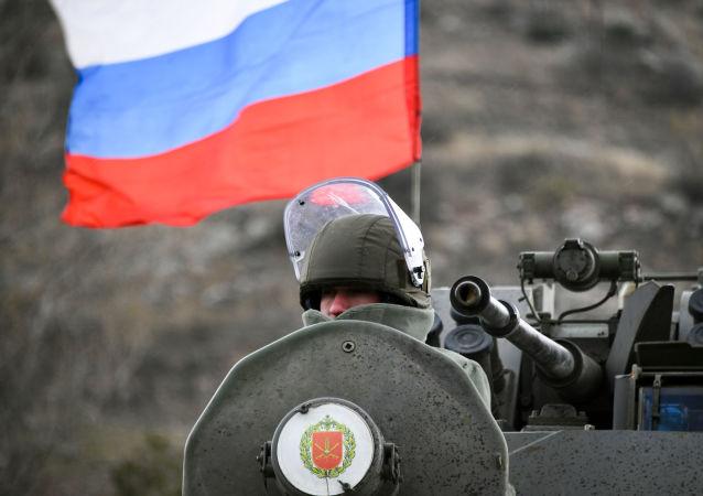 俄工兵开始在卡拉巴赫霍贾利地区进行排雷工作