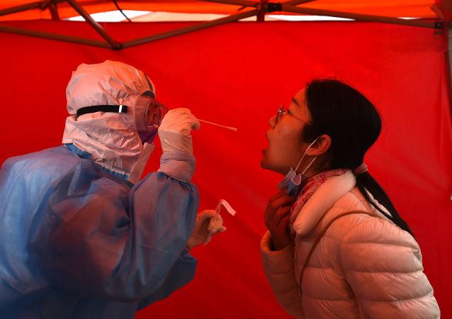 满洲里市11月29日新增本土确诊新冠病例3例 无症状感染者3例