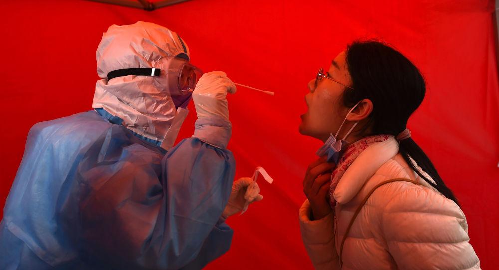 中国1月21日新增新冠确诊病例103例 其中本土病例94例