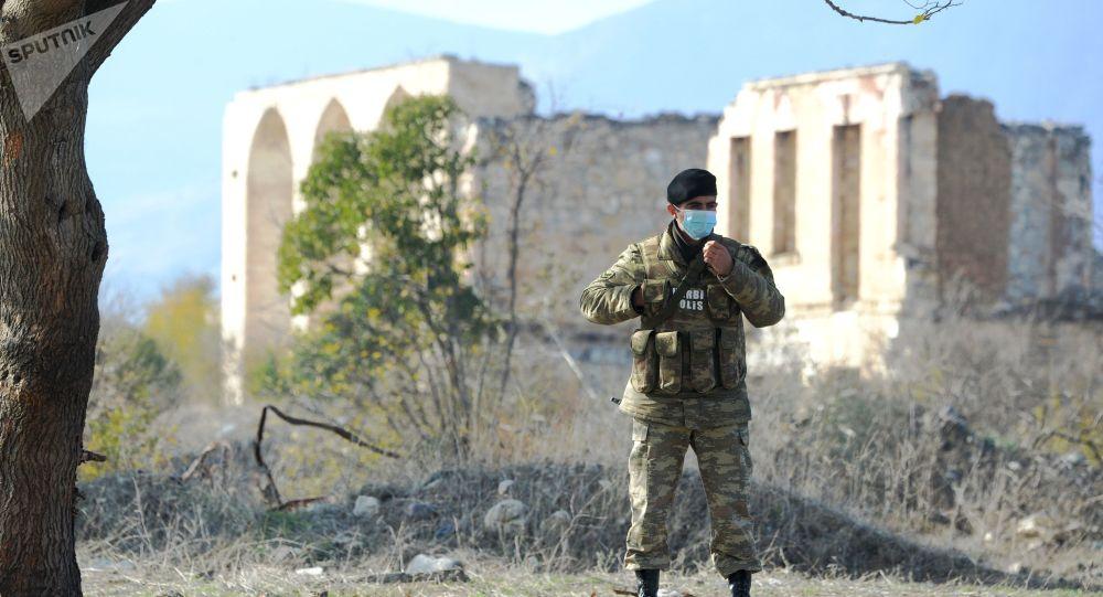 """亚美尼亚副总理:亚方建议以""""所有人换所有人""""为原则交换纳卡地区俘虏"""