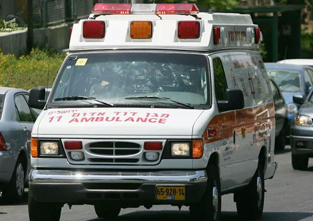以色列救护车