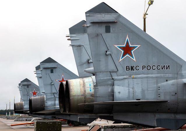 俄米格飞机