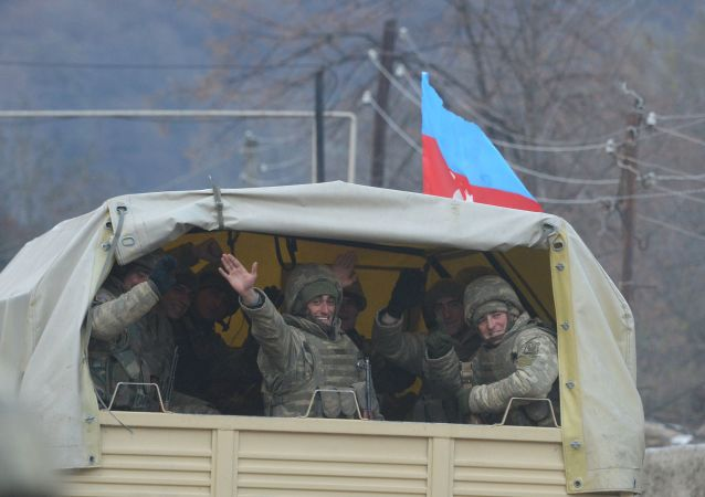 阿塞拜疆国防部称纳卡冲突中2783名阿军人死亡