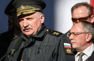 俄深海研究总局局长布里利切夫海军中将去世