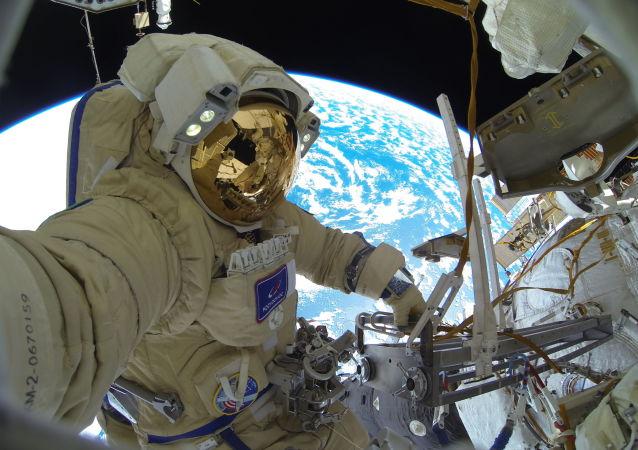 俄航天集团:国际空间站俄罗斯宇航员国际航天日无休