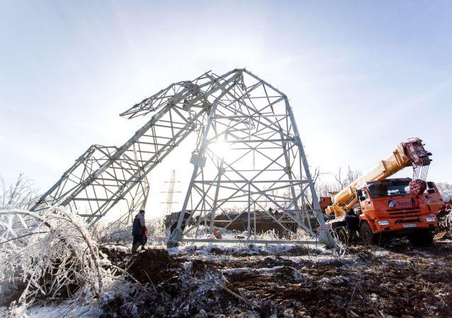 俄滨海边疆区为消除雪旋风灾后影响已花费超2.9亿卢布