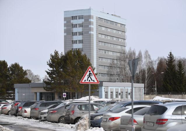 """俄罗斯""""矢量""""病毒学与生物技术国家科学中心"""