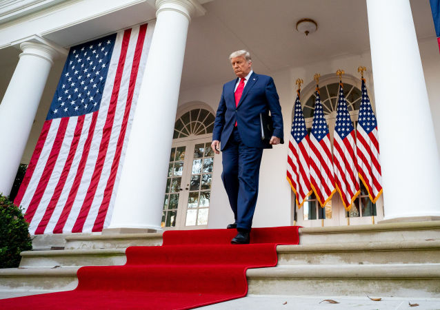 民调:近50%美公民认为特朗普将被视为史上最糟糕总统之一