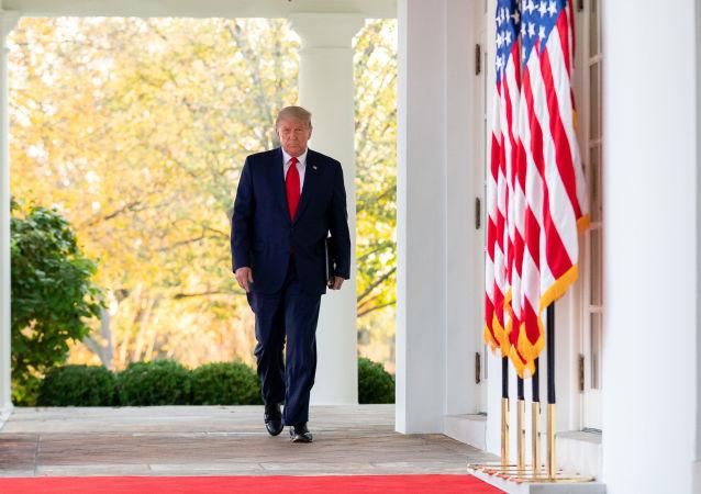 白宫:特朗普将于拜登就职典礼开始前四小时离开华盛顿