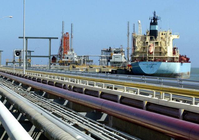 委内瑞拉虽受美国制裁仍实现原油出口增长