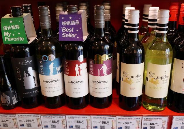 中国商务部宣布对原产于澳大利亚的进口相关葡萄酒实施临时反补贴措施