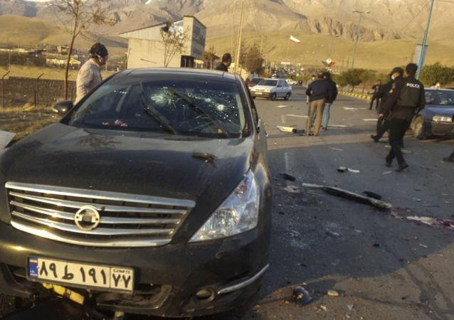 媒体:美情报部门认为以色列是杀死伊朗核物理学家的幕后黑手