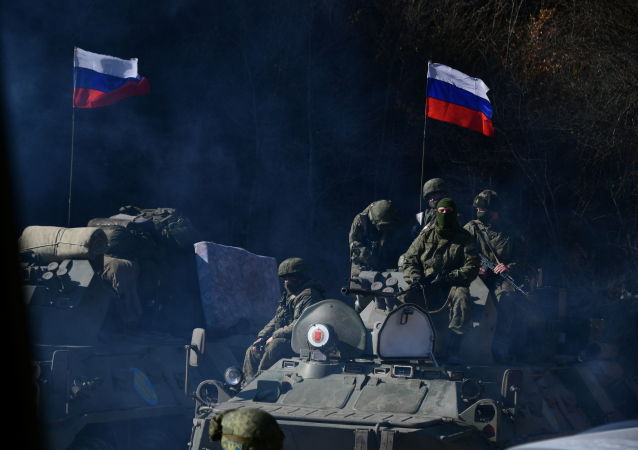 俄维和部队希望纳卡地区2座医院数周内完成重建
