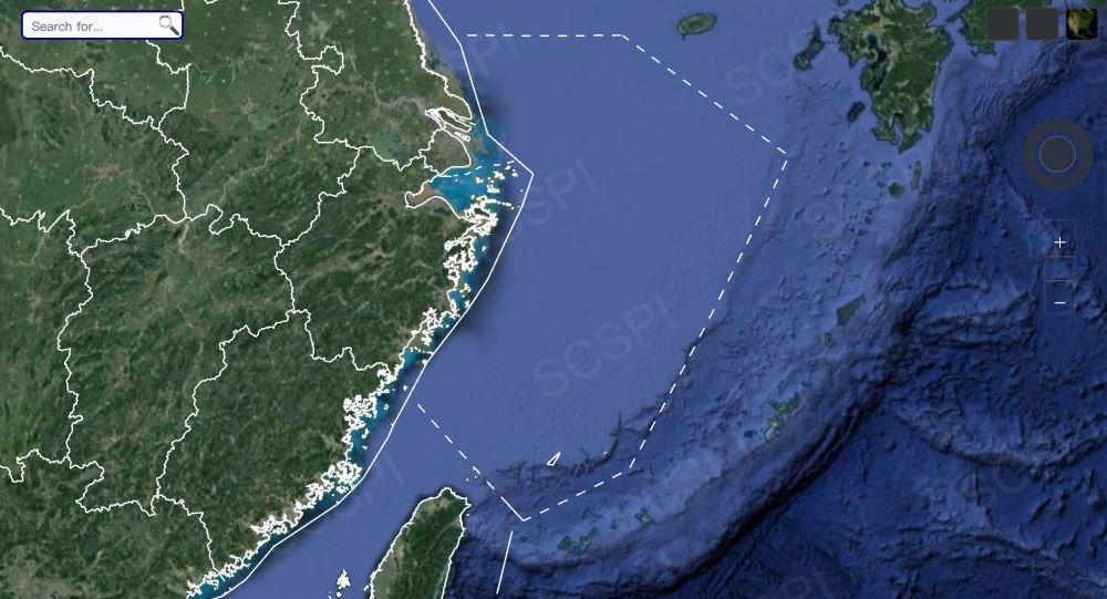 中国南海防空识别区