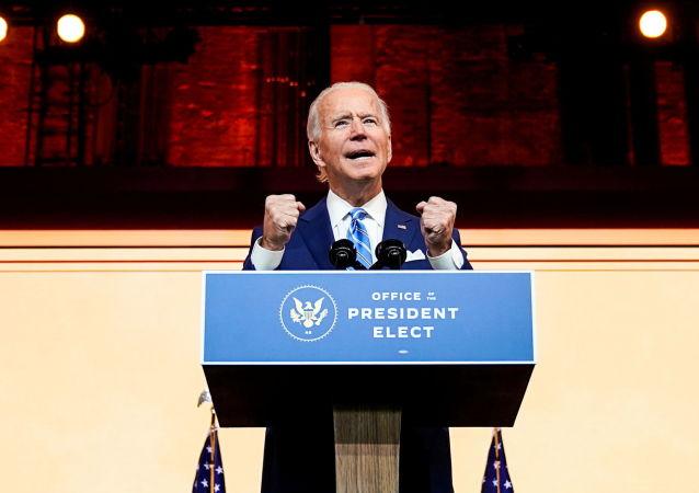 拜登确认美内政部长和能源部长人选