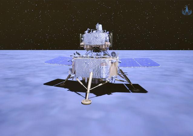 俄总理祝贺中国嫦娥五号探测器成功在月球表面着陆