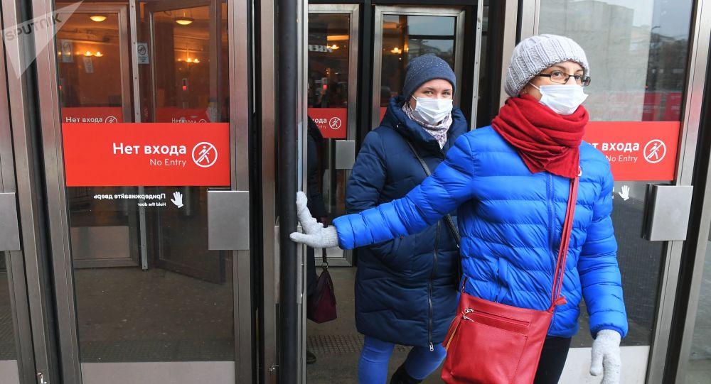 医生预计春季中期俄新冠感染率会增加 而5月会减少