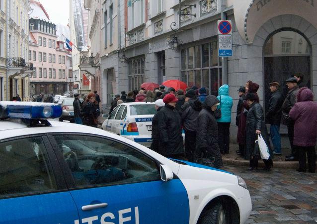 爱沙尼亚情报部门登报纸启事招募会俄语雇员