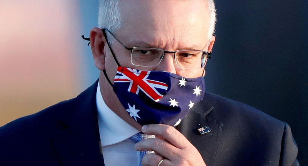 """澳总理微信发文因""""歪曲""""事实被删"""