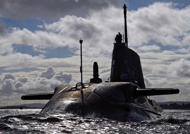 英国核潜艇