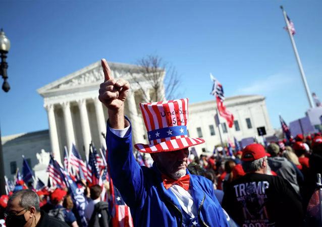 媒体:美国奥林匹亚市在抗议活动中发生枪击