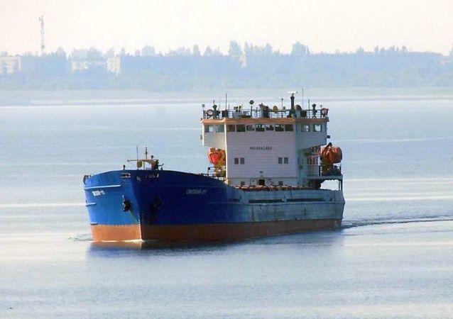鄂木斯克-111号轮船