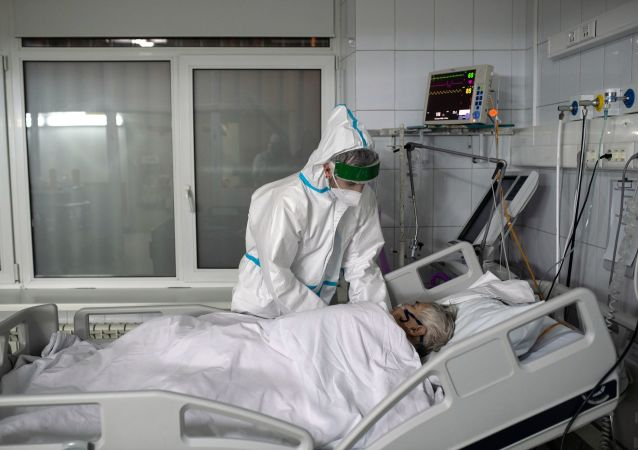 莫斯科过去24小时新增新冠死亡病例71例
