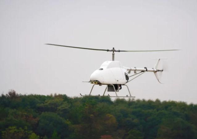 舰载型无人直升机将提高中国保护海岸能力