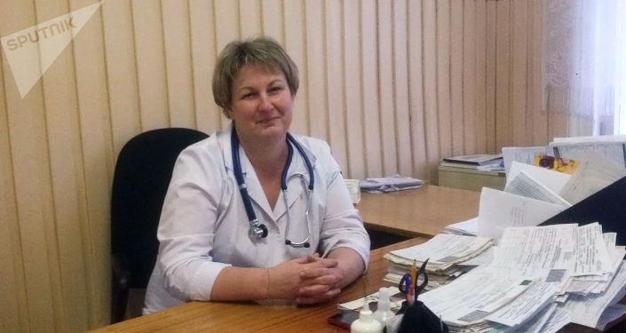 村医斯维特兰娜·特鲁法诺娃