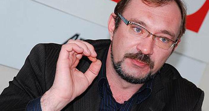 生态工作者罗曼·普拉洛夫