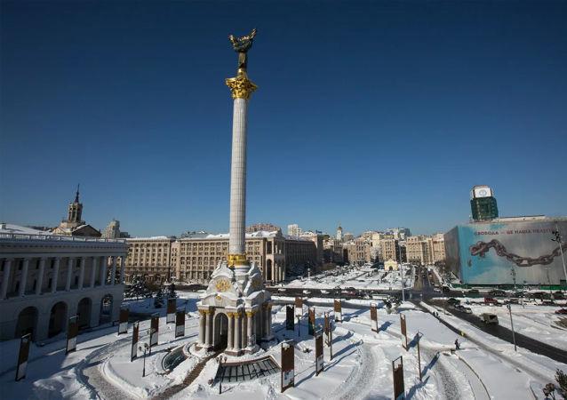 乌克兰首都基辅