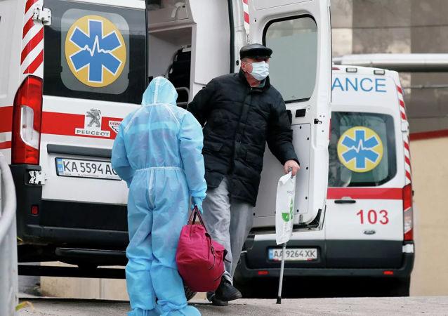乌克兰过去一天新增新冠病毒感染确诊病例8404例