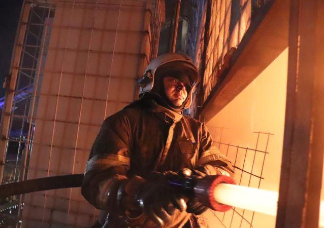俄紧急情况部:巴什科尔托斯坦一慈善之家发生火灾致11人遇难 4人获救