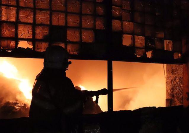 俄侦查委员会:已对致11人死亡的巴什科尔托斯坦火灾事故刑事立案
