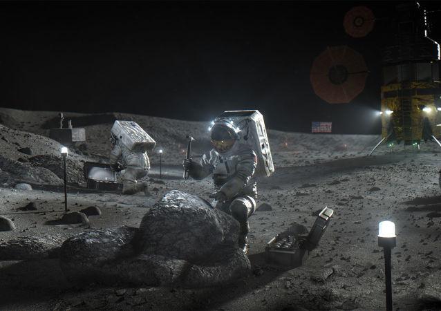 """俄航天国家集团不排除""""阿尔忒弥斯""""月球计划的军事属性"""