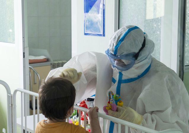 以色列医生正研究新冠病毒突变与儿童发病率突升之间的关系