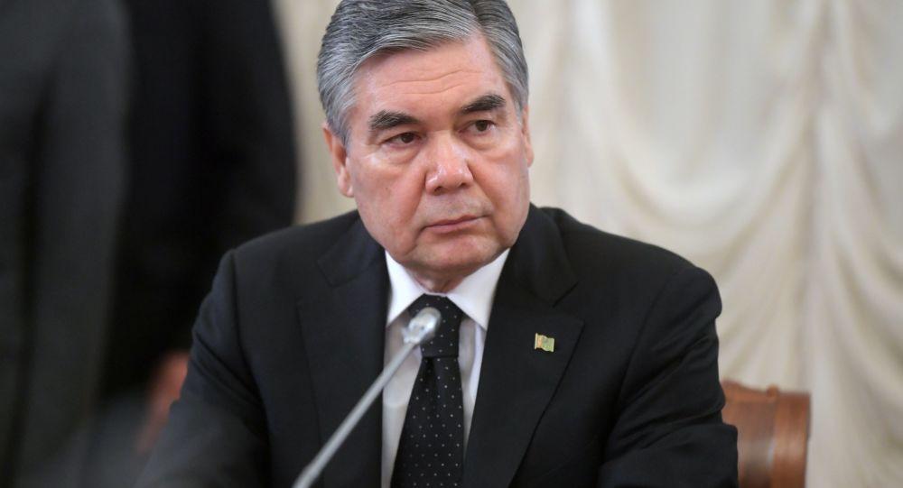 土库曼斯坦总统别尔德穆哈梅多夫