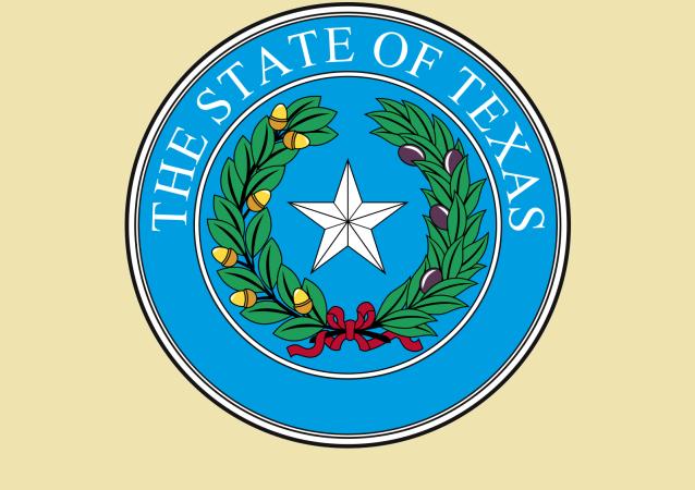 得克萨斯州徽