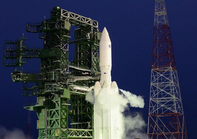 """""""安加拉-A5""""运载火箭"""
